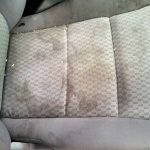 How To Remove Stain From Car Seat (Upholstery)