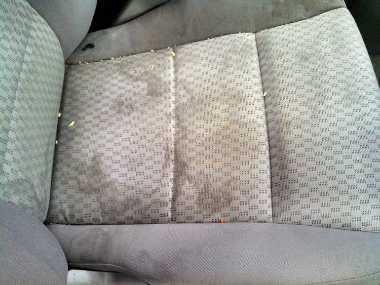 How To Clean Car Seats Without Vacuum