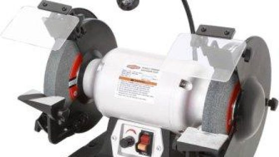 Best Bench Grinder For Sharpening Chisels in 2019