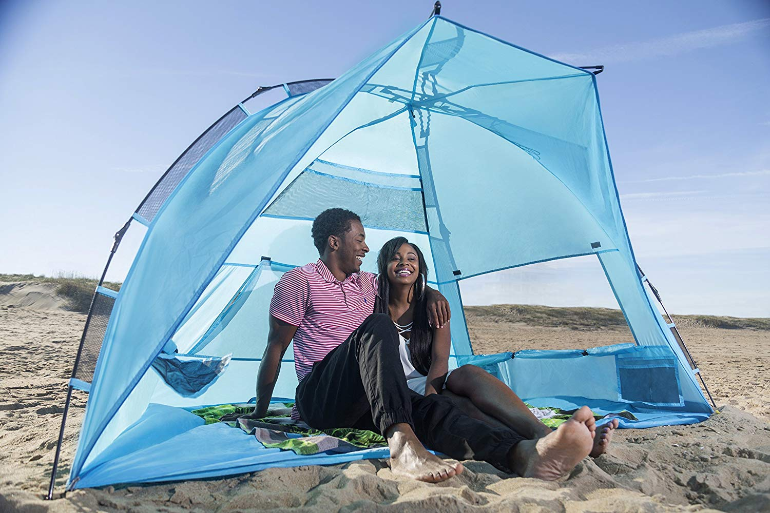 11 Best Beach Tents (Buying Guide)