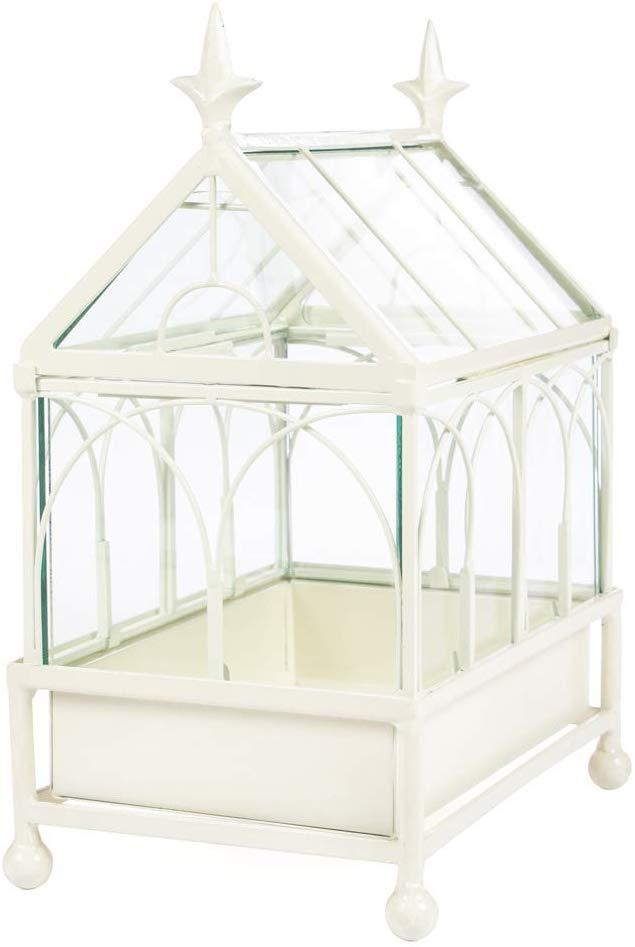 H Potter Glass Terrarium