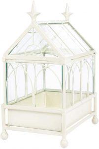 H Potter Large Glass Terrarium Succulent Planter Wardian Case Container for Plant