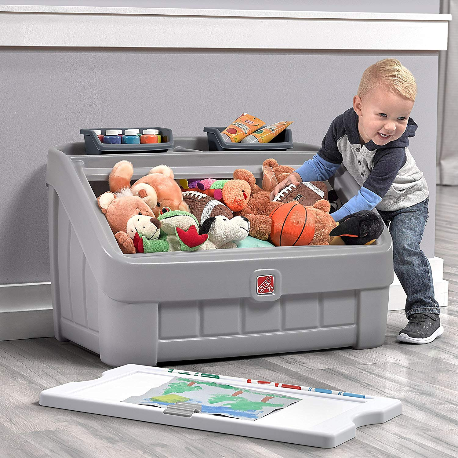 Best Toy Chests For Your Loved Ones
