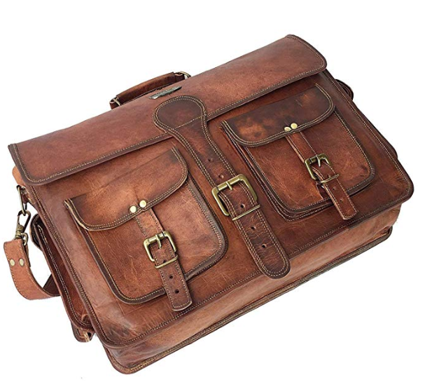 11 Best Leather Laptop Bags