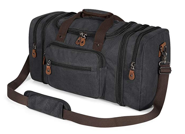 11 Weekender Bags For Men That You Will Love