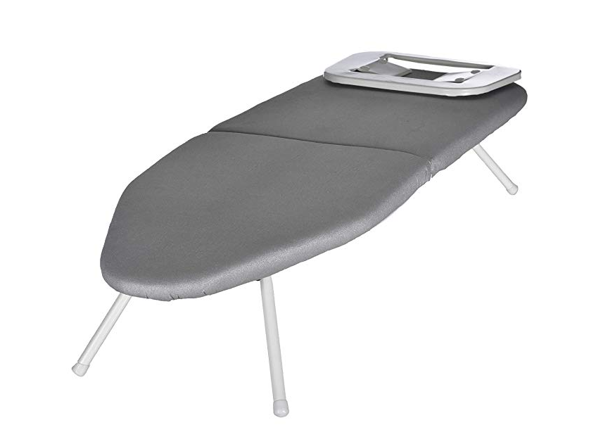 15 Best Tabletop Ironing Boards On The Market